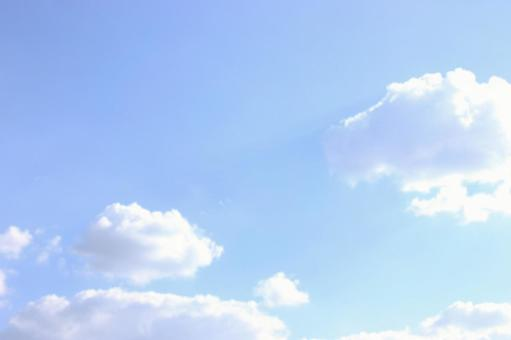 Clouds and blue sky 10