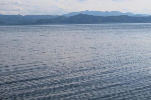 Lake scenery
