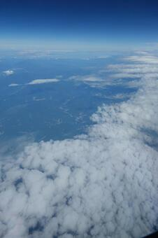 Scenery from the sky