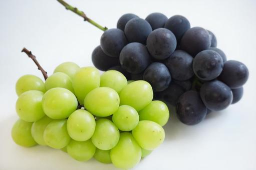 葡萄和麝香