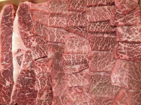 쇠고기 모듬