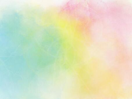 Image of soft pastel watercolor background