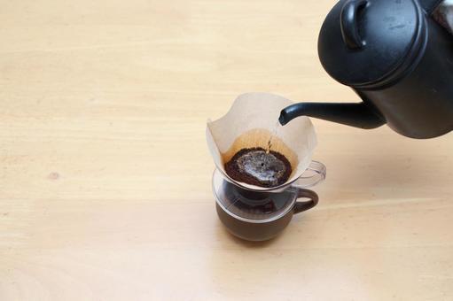 滴漏式咖啡4