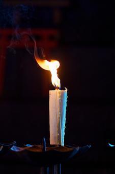 촛불 불꽃