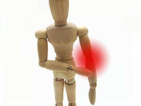 Elbow hurts