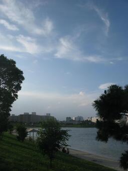 하늘과 雲景 67
