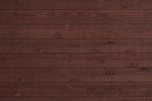 Solid wood grain brown board