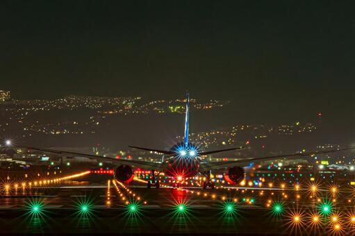 Airport Plane (Itami Airport) 90