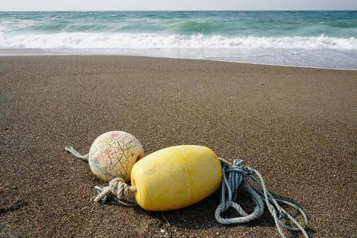 해변의 풍경 3 낚시찌