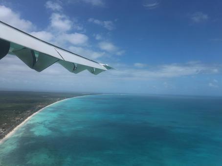 뉴 칼레도니아 여행 우베 아 섬 비행기에서 천국에 가장 가까운 섬