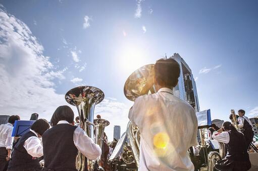Brass band image 13