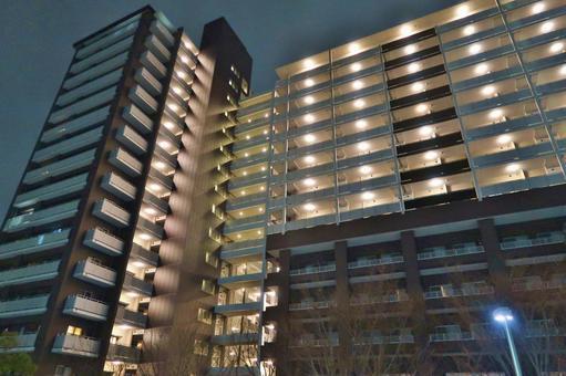 Night apartment 10