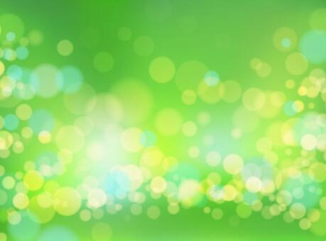 Green glitter abstract background material texture