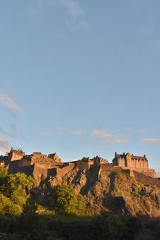 Edinburgh One of Europe's most distinctive cities, Scotland (UK)