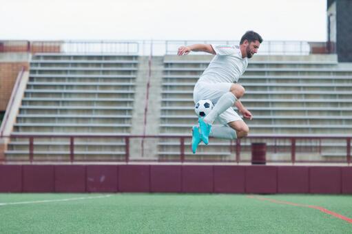 Soccer Jump 3