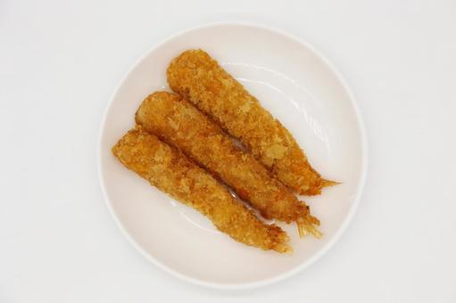 새우 튀김