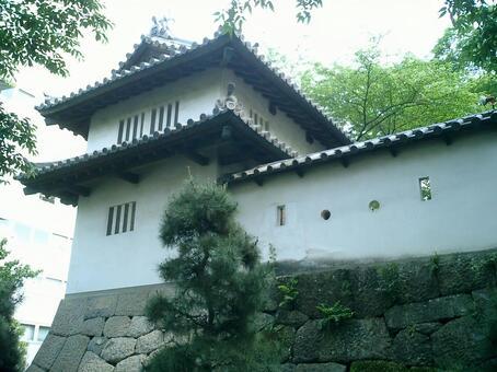 高崎城乾櫓