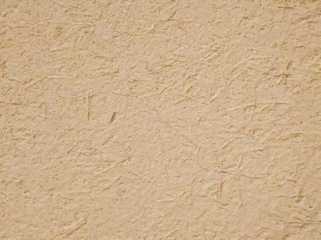粗糙的粘土牆的形象