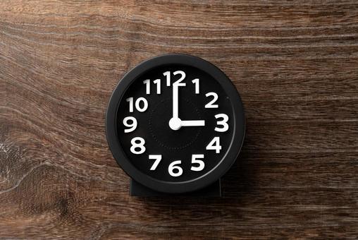 Clock 3:15