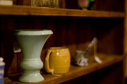 Antique tableware 1