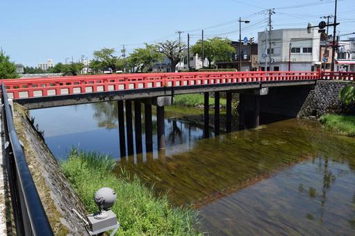 Miyuki Bridge and Uchikawa