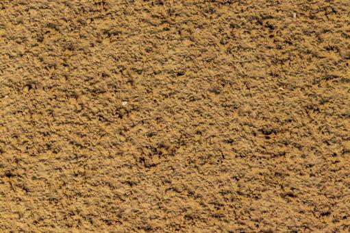 粗糙的棕色牆