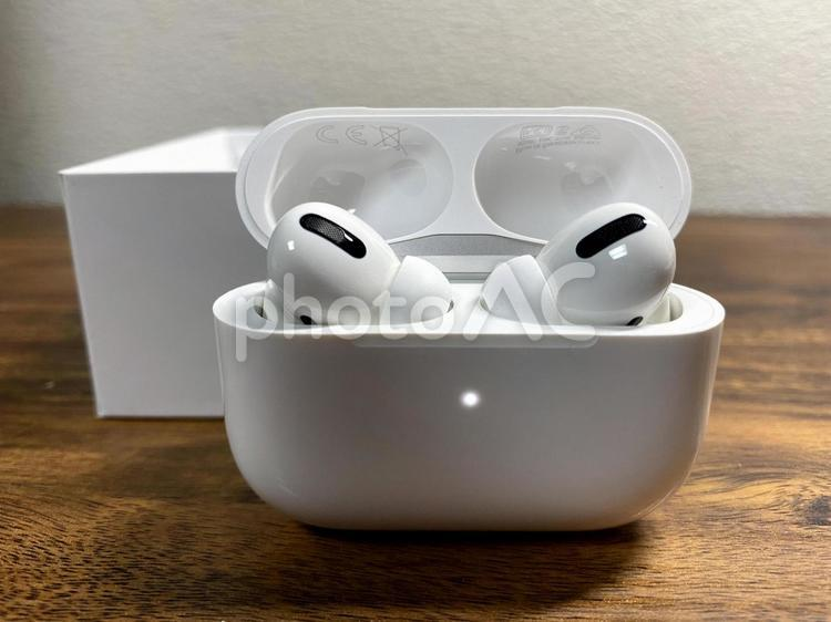 AirPods(エアーポッズ)の写真