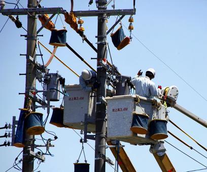 안전이 전기 공사