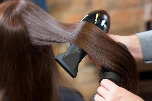 아름다운 머리카락 14