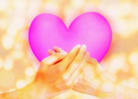 Embrace the heart Gratitude Feeling Love