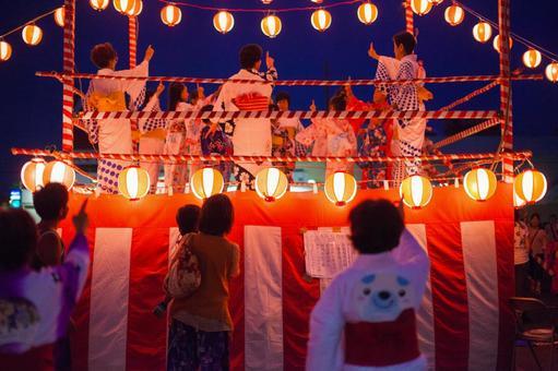 Summer festival oar 10