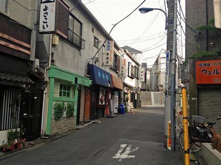 Back alley # 3