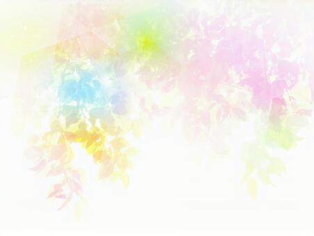 Abstract background of fantastic sunbeams image
