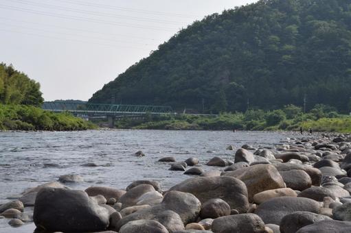 Gifu Mino-shi Shidou Bridge High