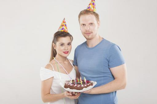 Couple to party 11