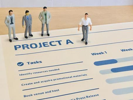 Reporting on project progress