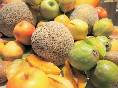 도미니카 열대 과일