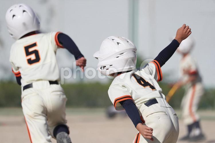野球の写真