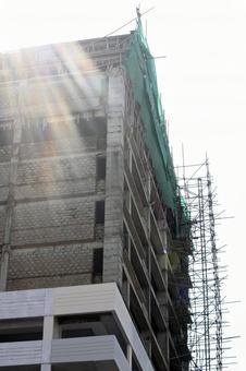 Building under construction in Pakistan 4
