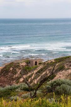 바다와 방위 시설