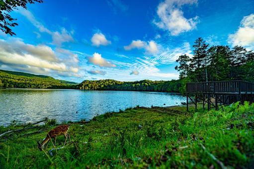 Lake Onneto Akan Mashu National Park (Part 8) Search word / Lake Onneto Creator name / YUTO @ PHOTOGRAPHER