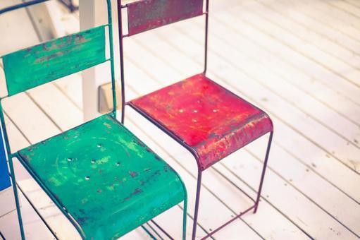 골동품 의자 3