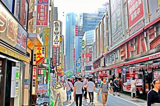Shinjuku Nishiguchi Electric Street 2