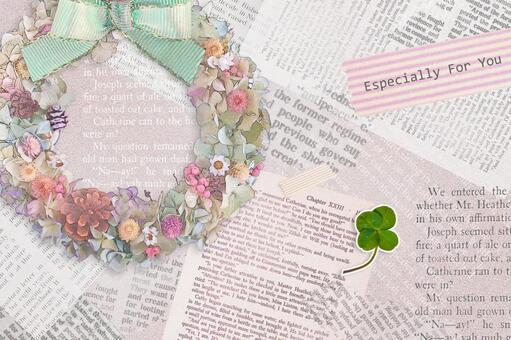 Lease and Clover Collage