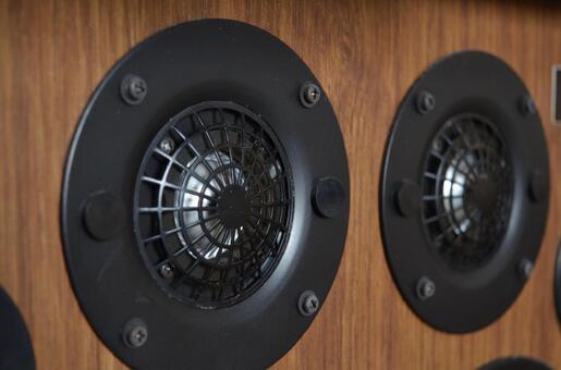 揚聲器的低音揚聲器1