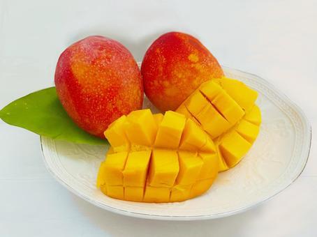 Food material Mango ④