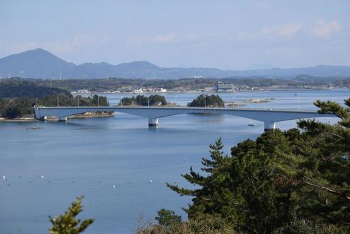 Five Bridges of Amakusa