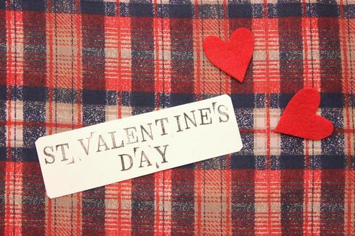 Valentine's Day Message Card