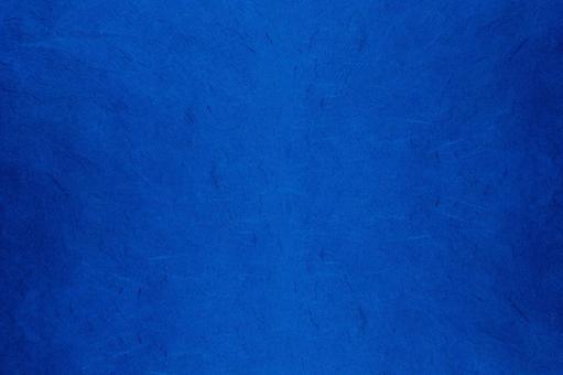 日本的纸质材料 - 蓝色
