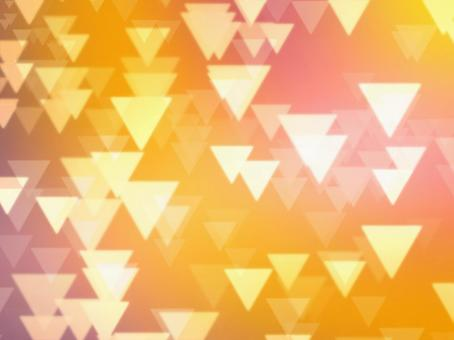 Background Material · Design · Triangle x Orange